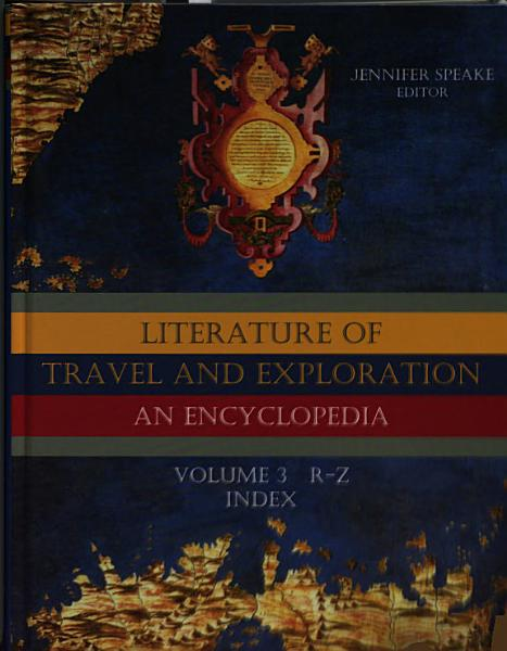 Literature of Travel and Exploration  R to Z  index PDF