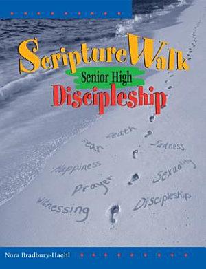ScriptureWalk Senior High Discipleship PDF