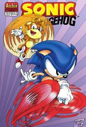 Sonic the Hedgehog #62