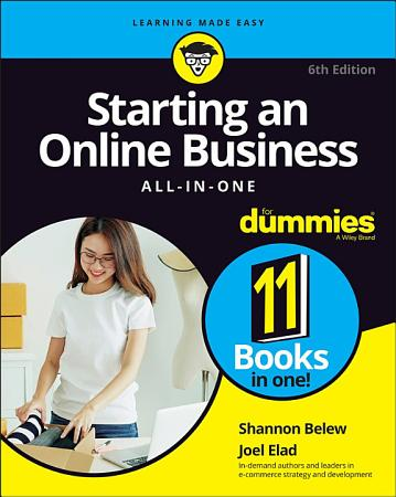 Starting an Online Business All in One For Dummies PDF