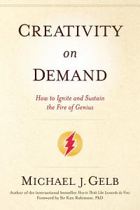 Creativity on Demand Book