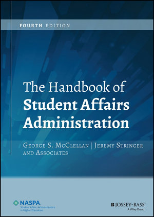 The Handbook of Student Affairs Administration PDF