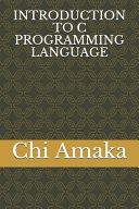 Download Introduction to C Programming Language Book