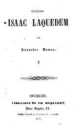 Isaac Laquedem: Volume2