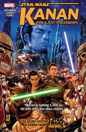 Star Wars: Kanan Vol. 1 - The Last Padawan