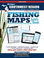 Michigan - Southwest Region Fishing Map Guide