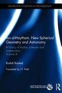 Arabic Geometrical Methods and the Philosophy of Mathematics PDF