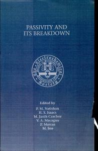 Proceedings of the Symposium on Passivity and Its Breakdown Book
