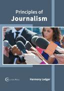 Principles of Journalism