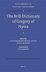 The Brill Dictionary of Gregory of Nyssa