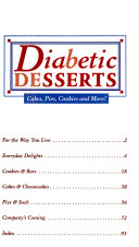 Quick and Easy Diabetic Desserts