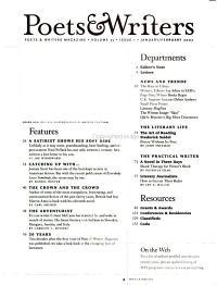 Poets   Writers PDF