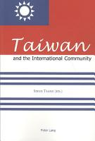 Taiwan and the International Community PDF