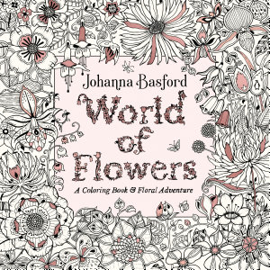 World of Flowers Book