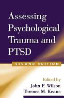 Assessing Psychological Trauma and PTSD PDF