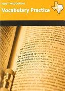 Literature  Grade 10 Vocabulary Practice Workbook PDF