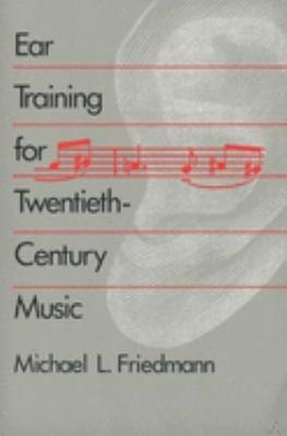Ear Training for Twentieth century Music