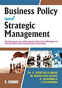 Business Policy and Strategic Management PDF