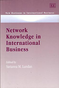 Network Knowledge in International Business PDF
