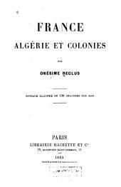 France, Algérie et colonies