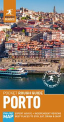 Pocket Rough Guide Porto (Travel Guide with Free Ebook)