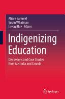 Indigenizing Education