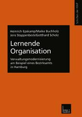 Lernende Organisation: Verwaltungsmodernisierung am Beispiel eines Bezirksamts in Hamburg