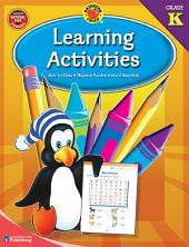 Learning Activities, Grade K