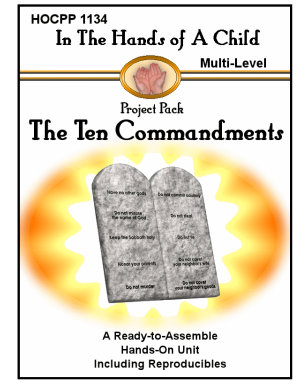 The Ten Commandments PDF