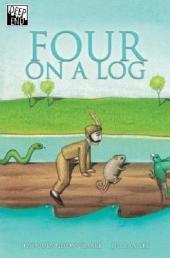 Four on a Log