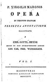 Opera in tironum gratiam perpetua annotatione illustrata a Chr: Gottl, Volume 1