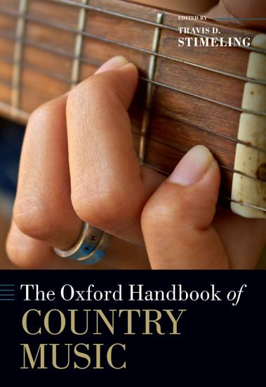 The Oxford Handbook of Country Music PDF