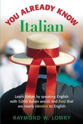 You Already Know Italian PDF