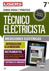 Técnico electricista 7 - Mediciones eléctricas: Curso visual y práctico