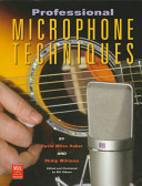 Professional Microphone Techniques Book