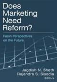 Does Marketing Need Reform