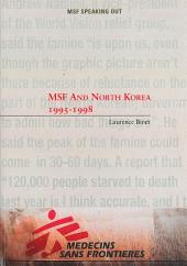 MSF and North Korea 1995-1998