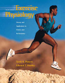 Exercise Physiology with PowerWeb and E Text PDF