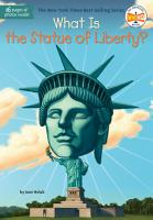 What Is the Statue of Liberty  PDF