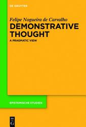 Demonstrative Thought: A Pragmatic View