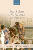 Scepticism and Perceptual Justification PDF