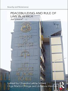 Peacebuilding and Rule of Law in Africa PDF