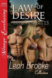 Law of Desire [Desire, Oklahoma 13]