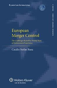 European Merger Control PDF