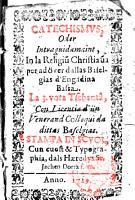 Catechismus  oder intraguidamaint in la Religi   Christia  a per ad  ver dallas baselgias d Engadina Bassa  La 3 vota tschant    etc PDF