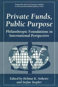 Private Funds  Public Purpose Book