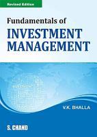 Fundamentals of Investment Management PDF