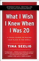 What I Wish I Knew When I Was 20   10th Anniversary Edition PDF