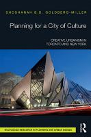 Planning for a City of Culture PDF