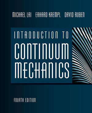 Introduction to Continuum Mechanics